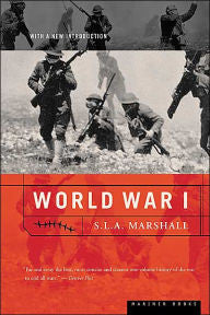 World War I [Marshall]