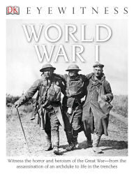 World War I (DK Eyewitness Books Series)