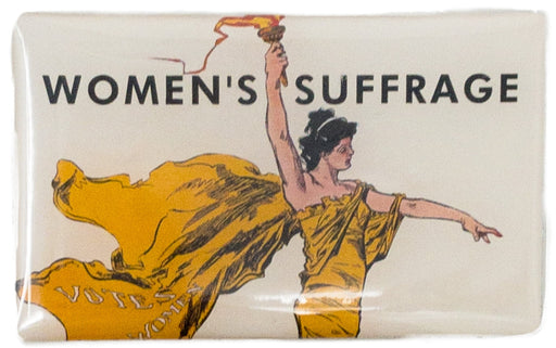 Women's Suffrage Magnet