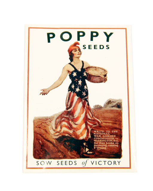 Poppy Seed Packet