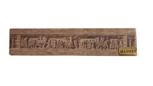 Panoramic Frieze Magnet