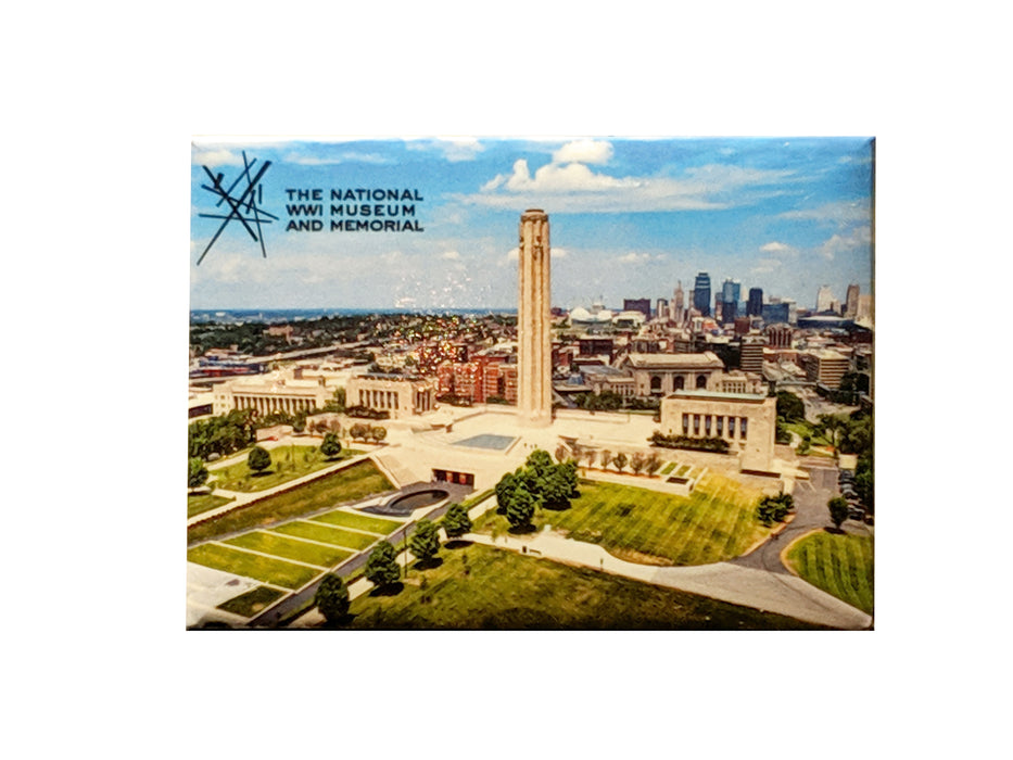 Magnet - National WWI Museum and Memorial Aerial Day
