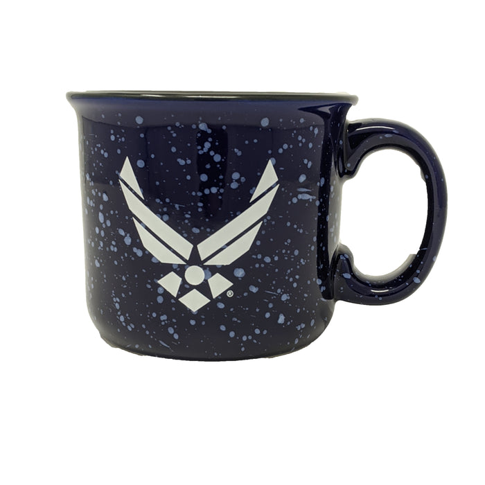 Ceramic Air Force Camp Mug