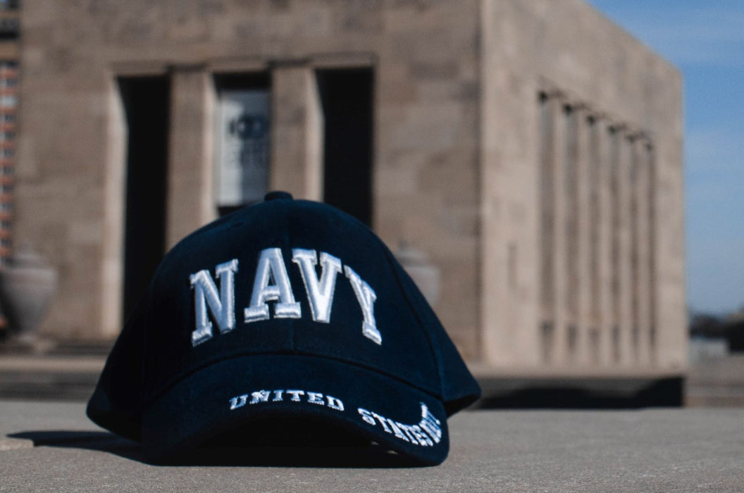 Blue Navy Cap