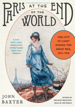 Paris at the End of the World [Baxter]