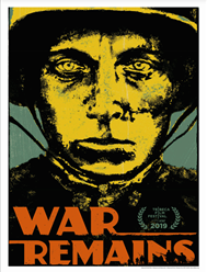 War Remains Mini Poster