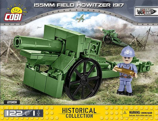 Cobi Toys - 155mm Field Howitzer
