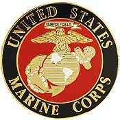 US Marine Pin