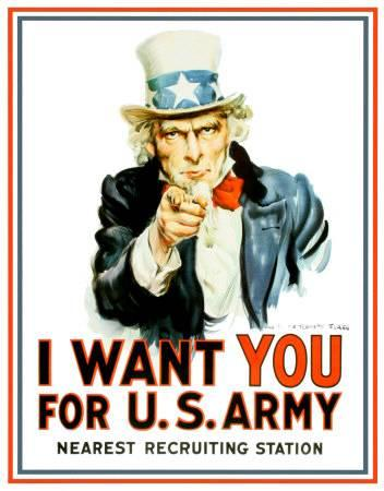 Uncle Sam Poster 143