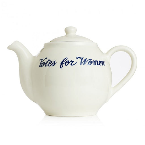 """Votes for Women"" Teapot"
