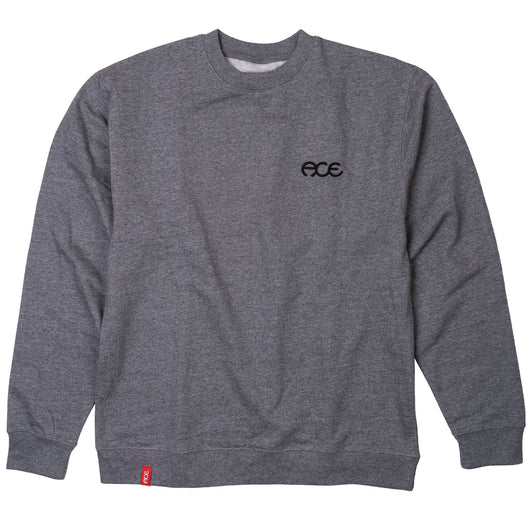 Hutch Crewneck Sweatshirt - Grey