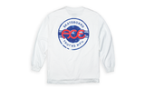 Ace Salty Longsleeve - White