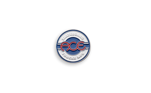 Ace Seal Lapel Pin 1""