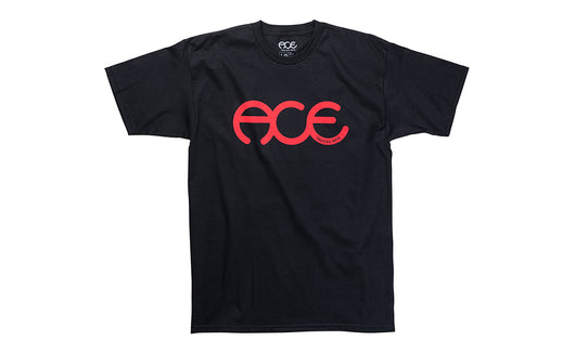 Ace Trucks Rings T-Shirt - Black