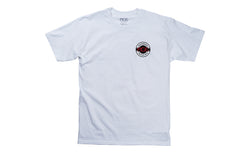 Ace Trucks Round Logo T-Shirt - White