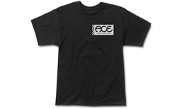 Ace Trucks Boxed Standard Logo T-Shirt - Black