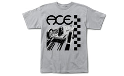 Ace Trucks Monaco T-Shirt - Silver