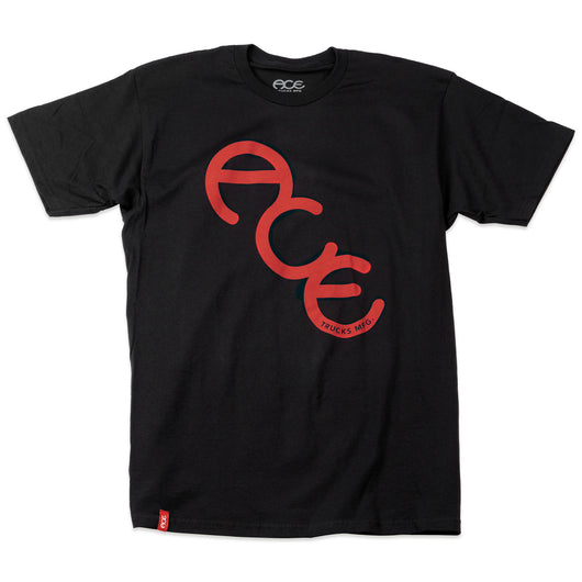 Ace Trucks Berm T-shirt - Black