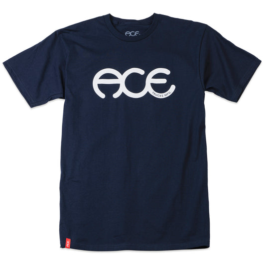 Ace Trucks Rings T-shirt - Navy