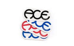 Ace Trucks Stickers Rings Logo 6