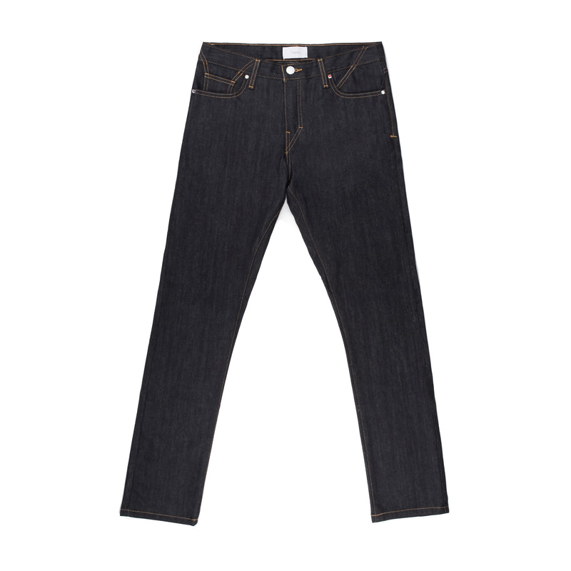 Men Slim Indigo
