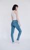 Plastic-Free Stretch Skinny Jean - Medium Indigo
