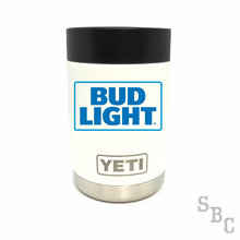 Bud Light Yeti Rambler Tumbler - Small Batch Customs