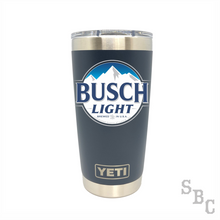 Busch Light Yeti Rambler Duracoat - Small Batch Customs
