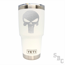 Punisher Yeti Rambler Tumbler Cup