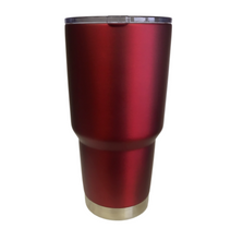 Anodized Red Yeti Rambler Tumbler Cup - Small Batch Customs