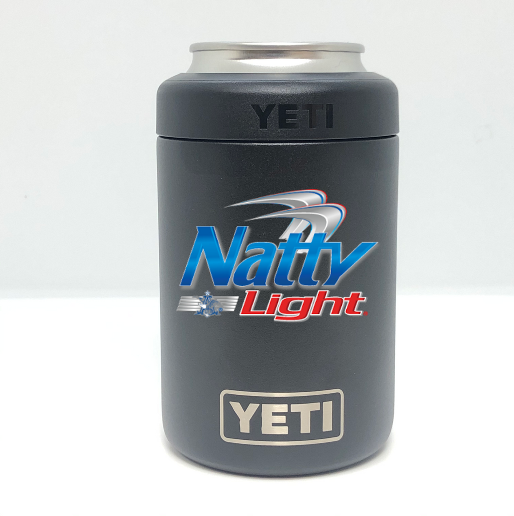 Natty Light Yeti Rambler Duracoat
