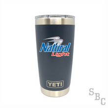 Natural Light Yeti Rambler Duracoat