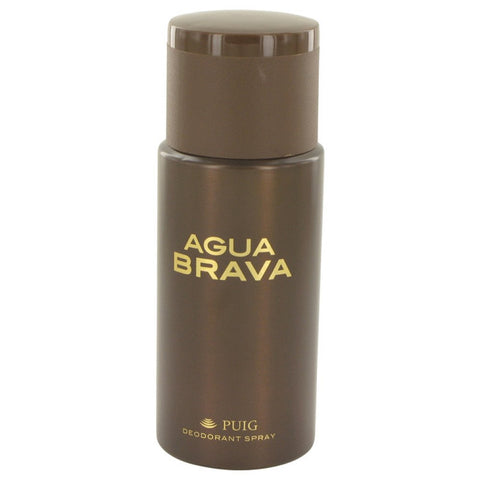 Agua Brava By Antonio Puig Deodorant Spray 5 Oz
