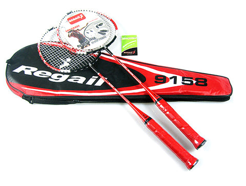 Durable Speed Badminton Racket Battledore Racquet