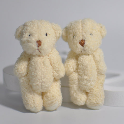 Kawaii Small Teddy Bear Toy