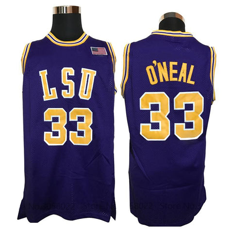 2018 Throwback Basketball Jersey