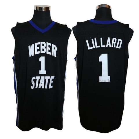 Cheap Throwback State College Basketball Jersey