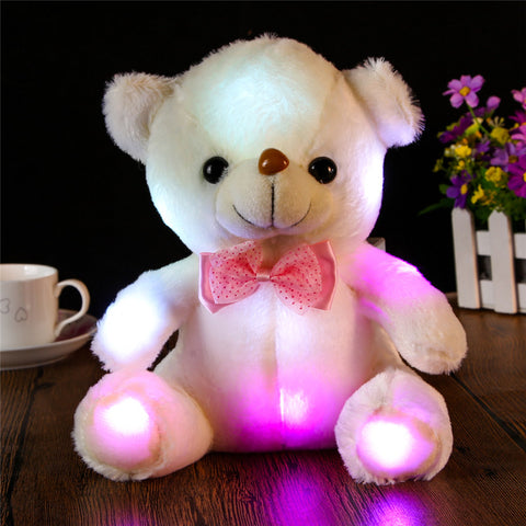 Large LED Colorful Glowing Teddy Bear