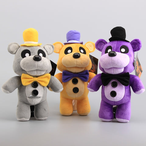 Freddy Fazbaer Teddy Plush Toy