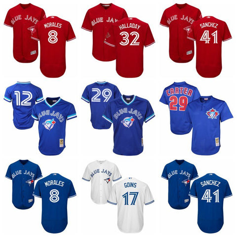 MLB Men's Baseball Jersey