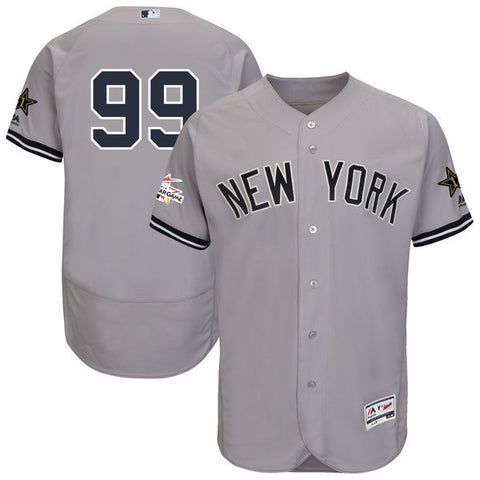 MLB Stitched Aaron Judge All-Star Baseball Jerseys