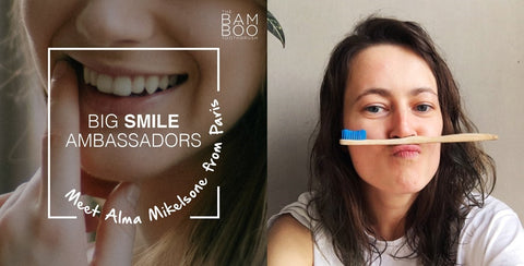 Big Smile Ambassadors - The Bam&Boo Bamboo Toothbrush