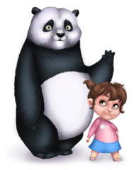 The Bam&Boo Characters