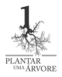 plantar uma arvore plant a tree association logo