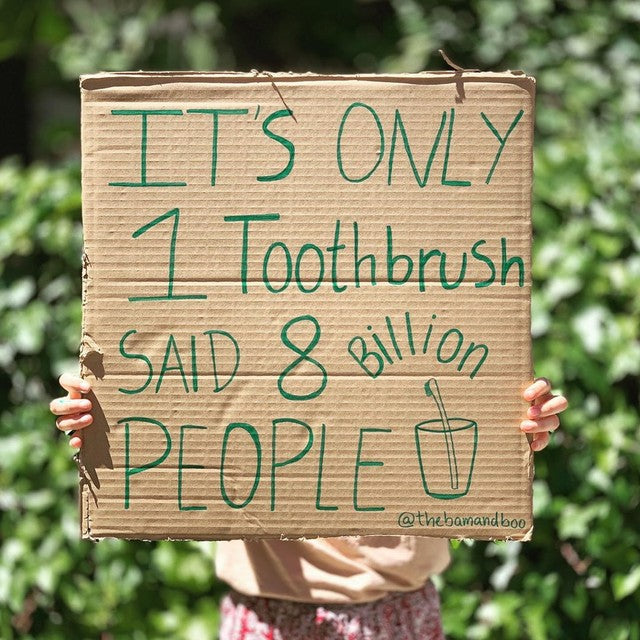 How long does a bamboo toothbrush take to decompose