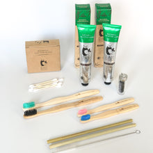 GIFTPACK #5 Eco Family Plus - Bamboo Toothbrush Bam&Boo - Eco friendly, vegan and sustainable