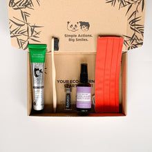 SAFE & CARE GIFTPACK - Bamboo Toothbrush Bam&Boo - Eco friendly, vegan and sustainable