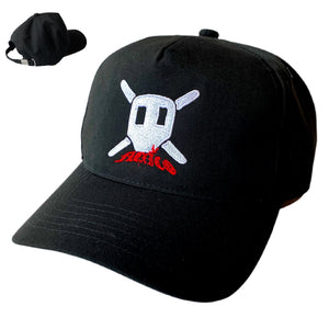 Cross Bones Cap