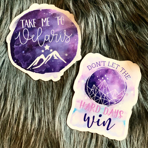 ACOMAF Stickers