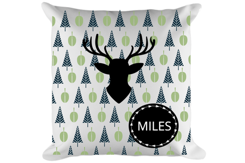 Forest Deer Baby/Child Pillow